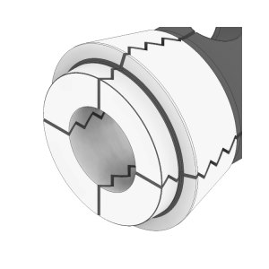 Otwór cylindryczny - gładki EG