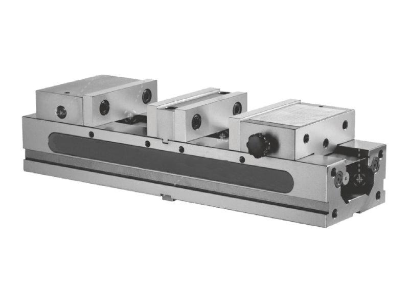 Imadła maszynowe precyzyjne z podwójnym mocowaniem TLD